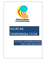 180205 Normativa Copa 2ª Aut. J.M. Norte 17-18