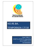 180427 Sistema de competición Copa IR Autonómico MASC. 17-18 NORTE