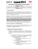 180925 PROTOCOLO de ACTUACIÓN en caso de ACCIDENTES 18-19