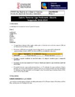 181030 Sistema de competición IR Preferente 18-19 C.F. ALICANTE