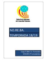 190416 Normativa Copa FBMCV 1ª A.F. 18-19