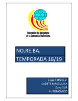 190417 Sistema de competición Copa IR Autonómico C.M. 18-19 SUR