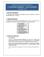 Bases de Competición SENIOR 1ª AUTONOMICA F. 17-18