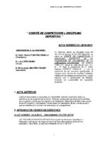 ACTA NÚM. 01 (18-19)
