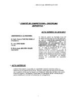 ACTA NÚM. 10 (18-19)