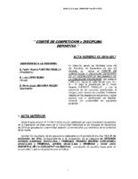 ACTA NÚM. 12 (16-17)