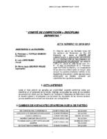 ACTA NÚM. 12 (18-19)
