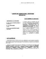 ACTA NÚM. 13 (16-17)