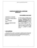 ACTA NÚM. 14 (17-18)