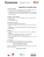 REGLAMENTO CATEGORÍA ALEVÍN