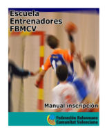 Manual inscripción Cursos