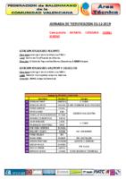 Infantil Femenina 01-12-2019
