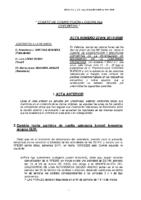 ACTA NÚM. 23 BIS (19-20)