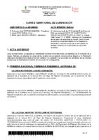 ACTA NÚM. 25 (19-20)