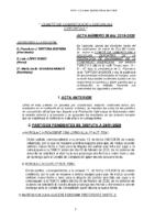 ACTA NÚM. 26 BIS (19-20)