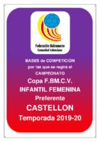 Copa IR Preferente I.F. 19-20 CASTELLON