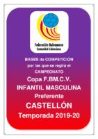 Copa IR Preferente I.M. 19-20 CASTELLON