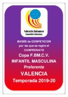 Copa IR Preferente I.M. 19-20 VALENCIA