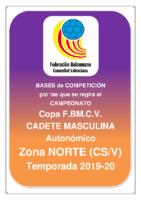 Copa IR Autonómico C.M. 19-20 NORTE