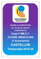 Copa J.M. 2ª Aut. CASTELLON bis