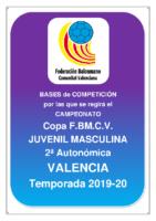 Copa J.M. 2ª Aut. VALENCIA