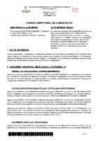 ACTA NÚM. 27 (19-20)