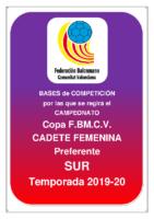 200302 Copa IR Preferente C.F. 19-20 SUR