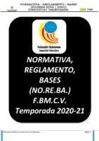 NOREBA 20-21 Aspectos Generales 210920