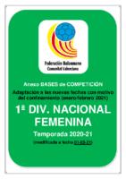 210218 Anexo Bases de Competición SENIOR 1ª NACIONAL F. 20-21