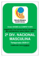 210218 Anexo Bases de Competición SENIOR 2ª NACIONAL M. 20-21