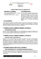 ACTA NÚM. 28 (20-21)