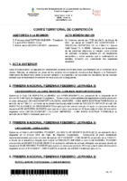 ACTA NÚM. 29 (20-21)