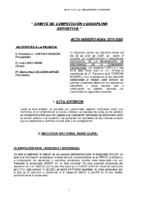 ACTA NÚM. 40 bis